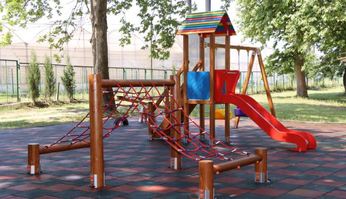 Halkın talebiyle TİGEM'e park yapıldı