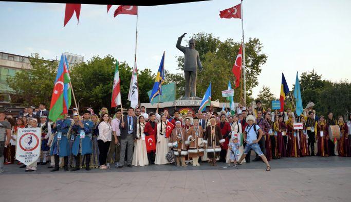 24. Türk Boyları Kültür Şöleni sona erdi