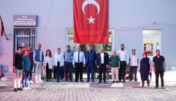 Başkan Vekili Tutuk Kurban Bayramı'nda vatandaşların yanında oldu