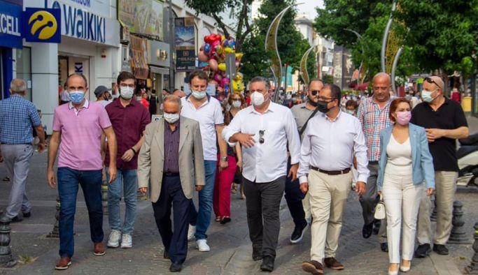 CHP Yalovalıların Kurban Bayramı'nı kutladı