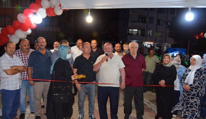 Esenköy Üreten Kadınlar Pazarı açıldı