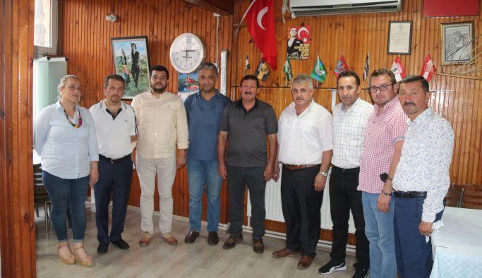 Yalova Karadenizliler Derneği olağanüstü toplandı