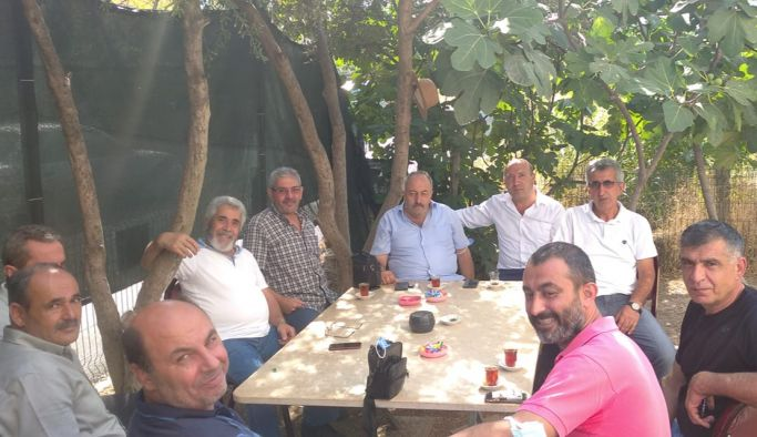 Erzurum Dernekleri Çiftlikköy'de buluştu