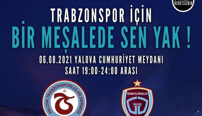 Trabzonlulardan yangın bölgesine, yardım konseri