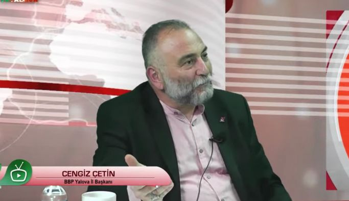 Çetin BBP'den istifa etti
