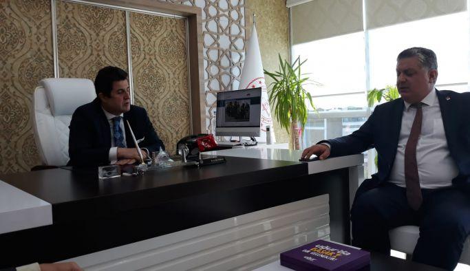 CHP Yönetimi, Yeniyol ile eğitimi görüştü