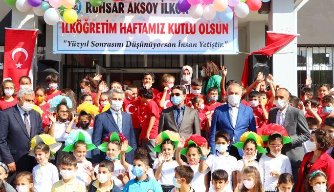 Çiftlikköy, İlköğretim Haftasını kutladı