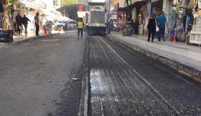 Hatalı yolu, Yalova Belediyesi yeniden yapıyor