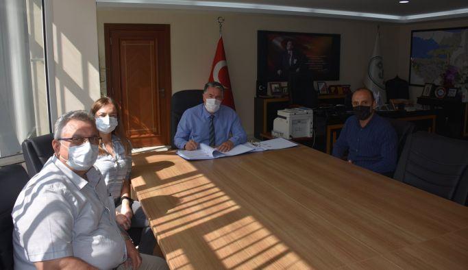 Teşvikiye Deresi Islah Projesinin sözleşmesi imzalandı