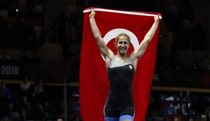 Çavuşoğlu, Güreş Şampiyonasında Bronz Madalya kazandı