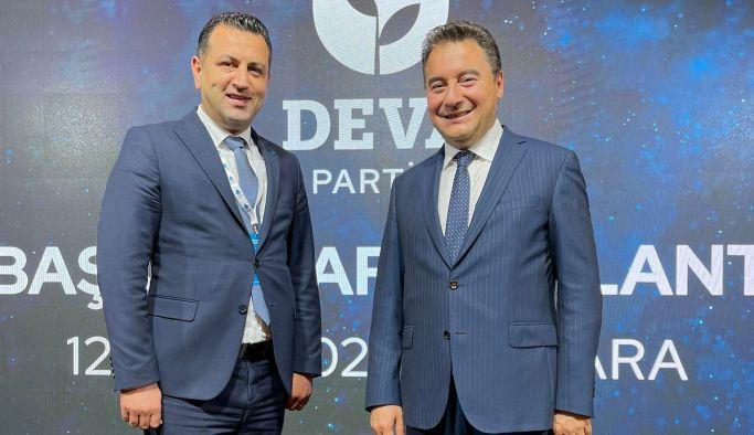 Demirhan, Ankara'da toplantıya katıldı