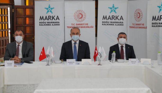 MARKA Toplantısı Güneyköy'de yapıldı
