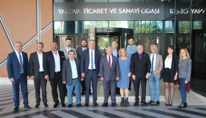 Memleket Partisi YTSO'yu ziyaret etti