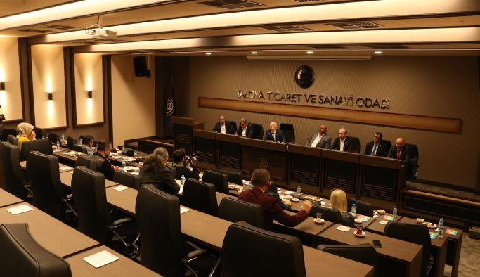 YTSO'nun yeni binasını, Hisarcıklıoğlu açacak