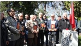 Şenköy'lü Şehit Önder Balaban, mezarı başında anıldı