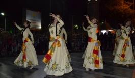 Çınarcık'ta TUFAG Halk Dansları Şenliği