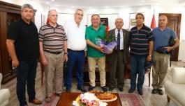 Erzincanlılar Derneği'nden Salman'a ziyaret!