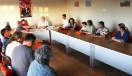 Mahalle Afet Gönüllüleri Toplantısı gerçekleşti!