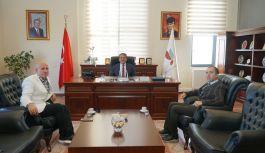 Türkiye Kamu-Sen'den Rektörlük ziyareti