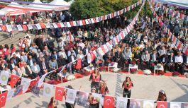 7. Kivi Festivali, karnaval havasında geçti