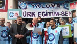 Cumhurbaşkanı Erdoğan'a mektup yolladılar