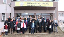 Oktay Sinanoğlu Fen Bilimleri Yarışması gerçekleşti