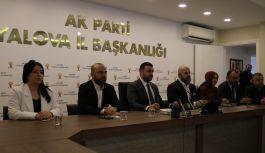 """AK Parti'den """"yolsuzluk"""" açıklaması"""