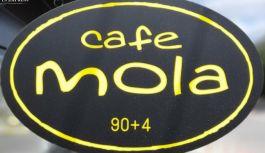 Cafe Mola 90+4 açıldı