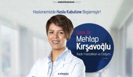 Dr. Suna Nilay Sökmen Canatar Özel Atakent Hastanesinde