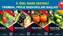 Tarımsal Proje başvuruları başladı