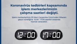 Limak Enerji hizmet saatlerini güncelledi