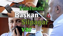 Başkan Silpagar, 65+ vatandaşları unutmadı