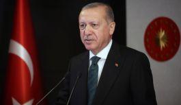 """Cumhurbaşkanı Erdoğan; """"Artık tünelin ucu Allah'ın izniyle göründü"""""""