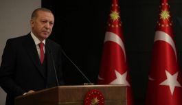 Cumhurbaşkanı Erdoğan, Kabine toplantısı sonunda açıklamalarda bulundu