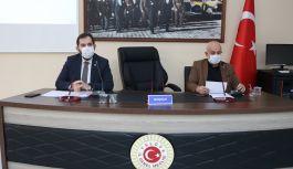 İl Encümenleri ve Komisyon Üyeleri seçildi