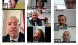 Online Öğretmenler Kurulu Toplantısı yapıldı