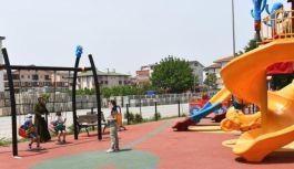 Altınova'da sokaklar çocuklarındı