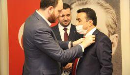 O Belediye Başkanı AK Partili oldu