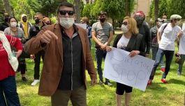 Türkmenler İstanbul'dan seslendi