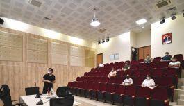 Altınova'da eğitimler yeniden başladı