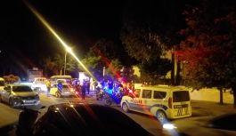 Kavgayı ayıran polise sert tepki