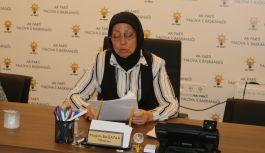 AK Kadınlar, Dilipak'a suç duyurusunda bulundu