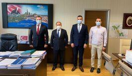 Ankara'da temaslarda bulundular