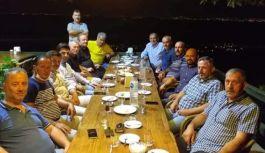 MHP Teşkilatı toplantıda buluştu