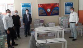 Ücretsiz ders kitaplarının okullara dağıtımı tamamlandı