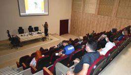 Altınova'da İSG eğitimleri devam ediyor