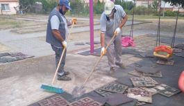 Canbay, halk için çalışıyor