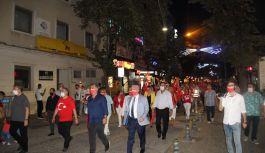 CHP zafer için yürüdü