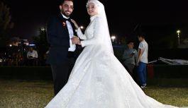 Dilan ile Muhammet Fuat, dünya evinde