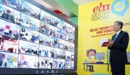 EBA Destek Noktaları öğrencilerin kullanımına açıldı